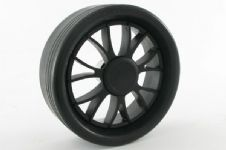 Replacement Mocad  Wheels with Clutches (Pair)